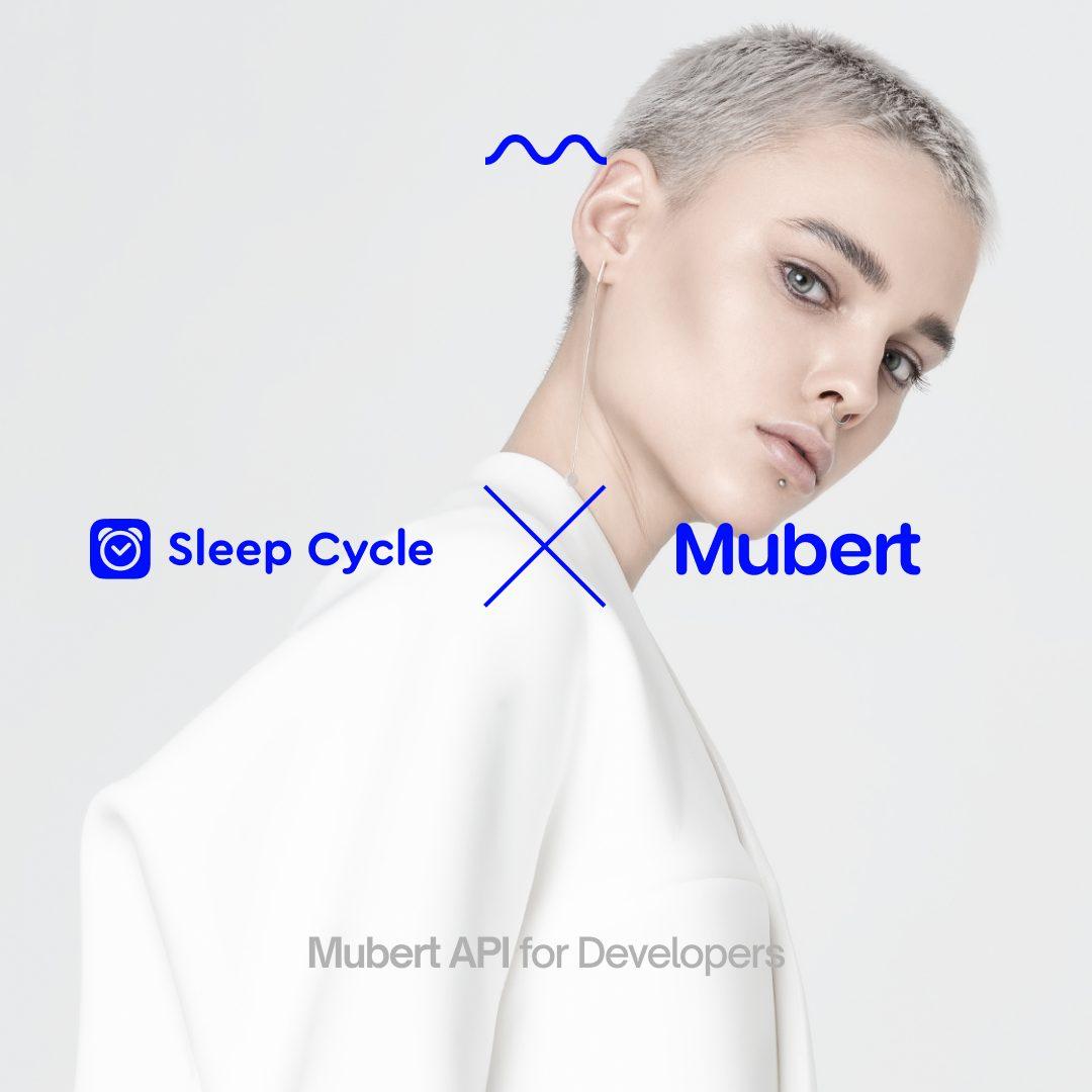 Mubert x Sleep Cycle: Turn On, Tune In and Drift Away — Mubert Blog