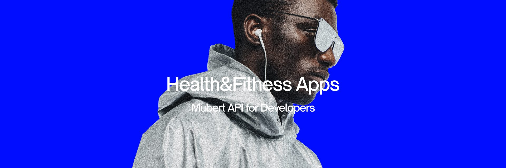 Don't you know pump your app —Mubert API for sport apps — Mubert Blog