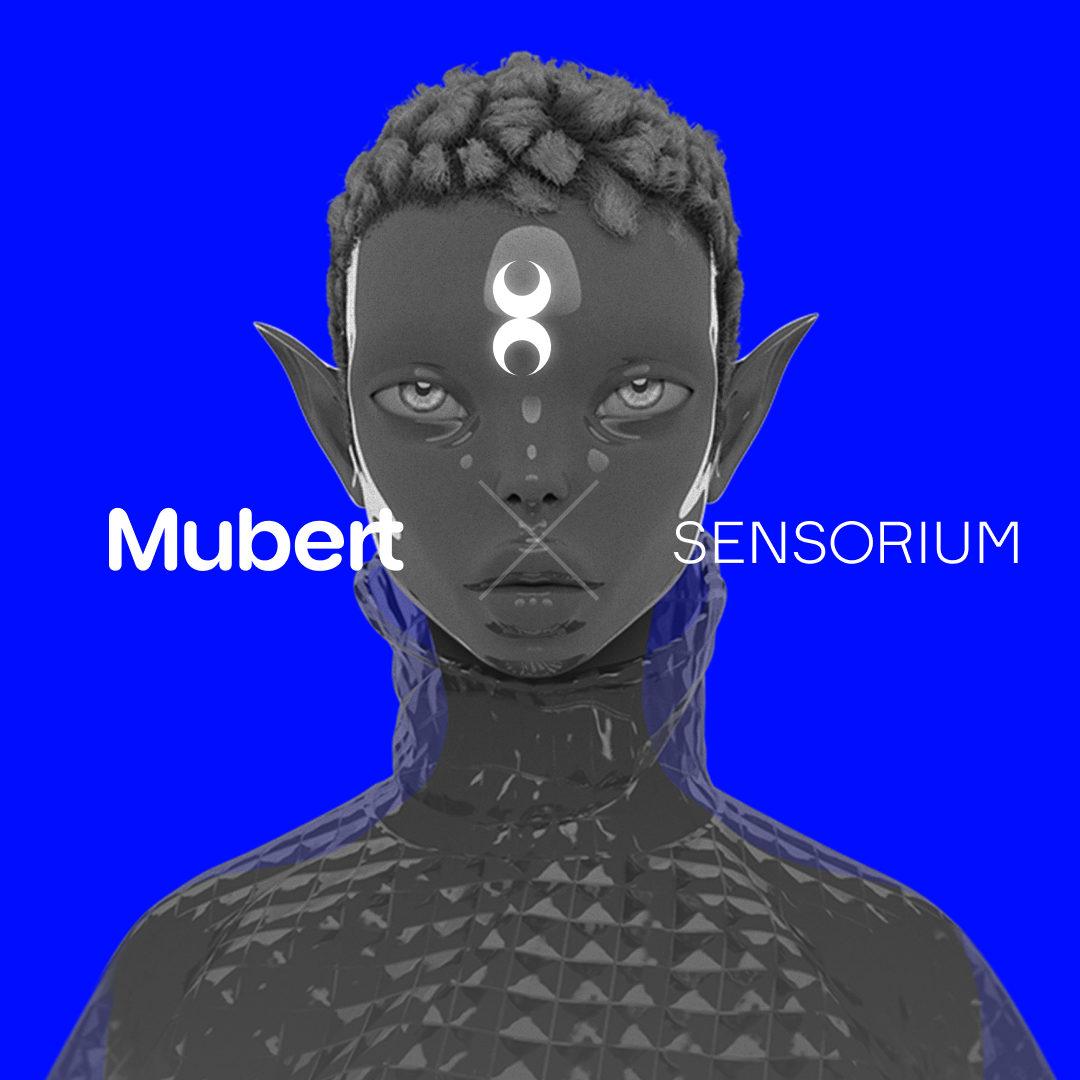 Mubert x Sensorium: next night AI DJ gonna save my life — Mubert Blog
