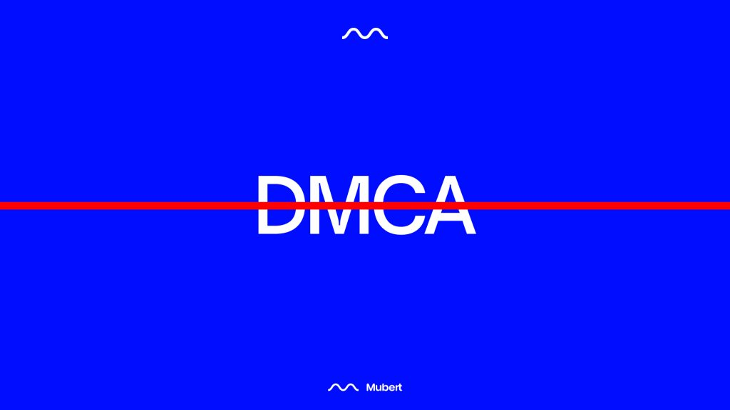 Prevent DMCA Notices using Royalty-Free music
