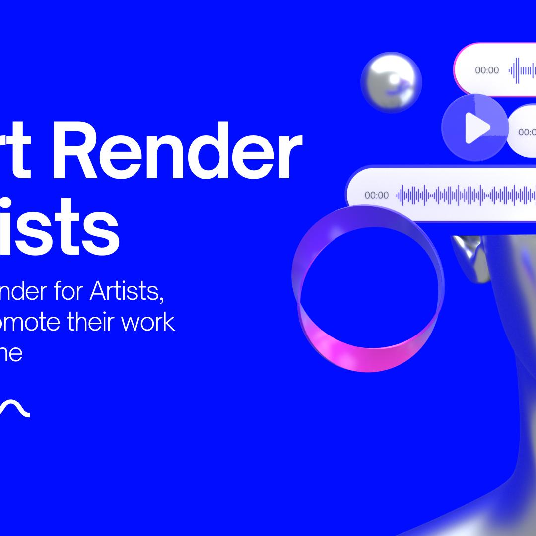 Mubert Render for Artists webinar — Mubert Blog